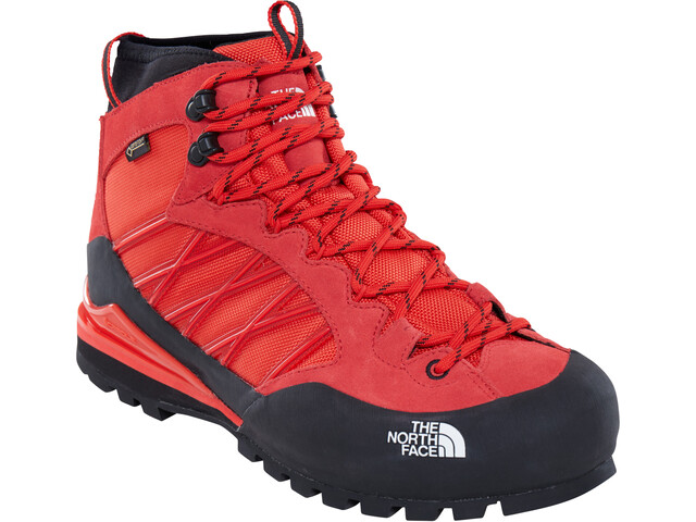 The North Face M's Verto S3K II GTX Shoes Fiery Red/TNF Black
